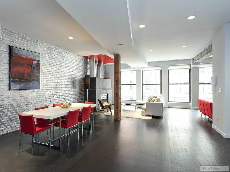 Real estate savyy kiwi supermodel kylie bax flips her for Real estate in tribeca