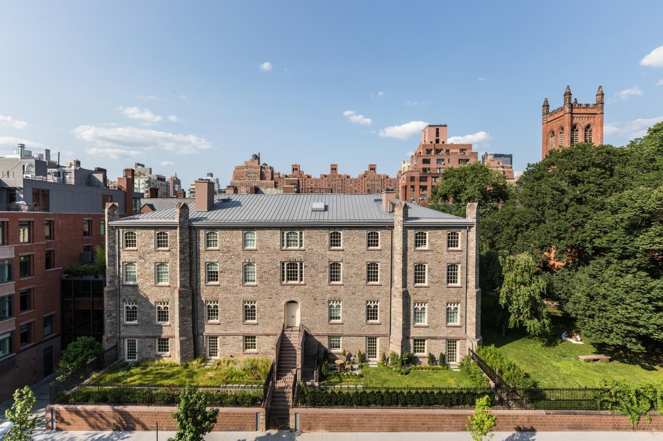 New york luxury real estate frederic maingois on real for Luxury new york real estate